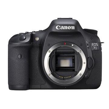 Canon EOS 7D Mark II Digital SLR Camera - Black - Body Only