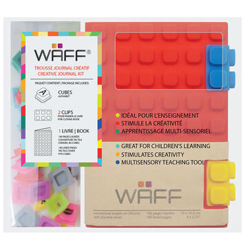 WAFF Combo Journal - Red