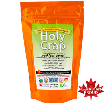 Holy Crap Organic Cereal - Canadian Blend - 320g