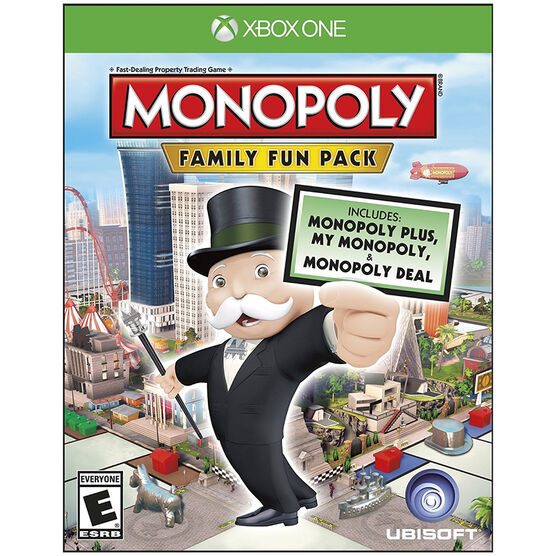 Xbox One - Monopoly Family Fun Pack