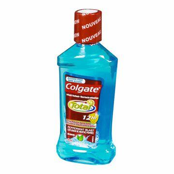Colgate Total Mouthwash - Peppermint Blast - 60ml