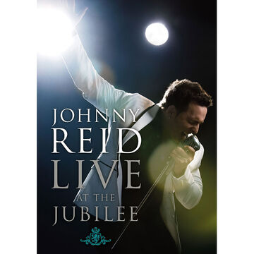 Johnny Reid - Live at the Jubilee - DVD