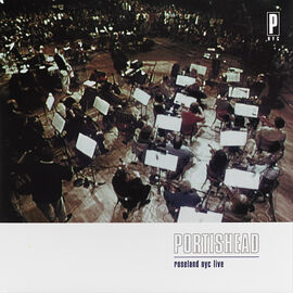 Portishead - Pnyc - Live - Vinyl