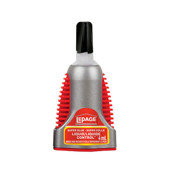 LePage® Liquid Super Glue - 4 ml