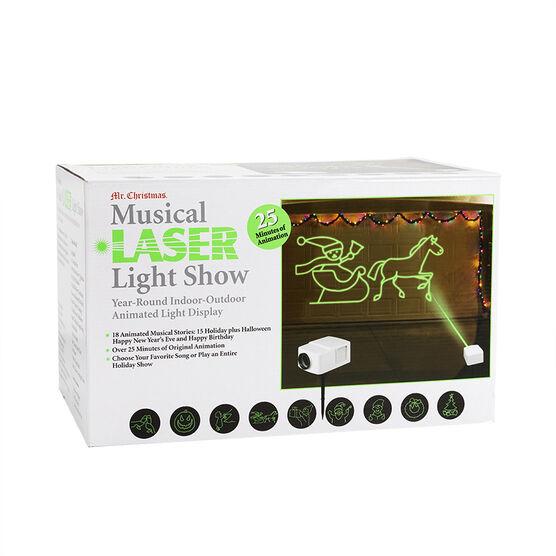 Mr. Christmas Musical Laser Light Show