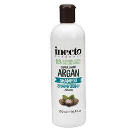 Inecto Naturals Super Shine Argan Shampoo - 200ml