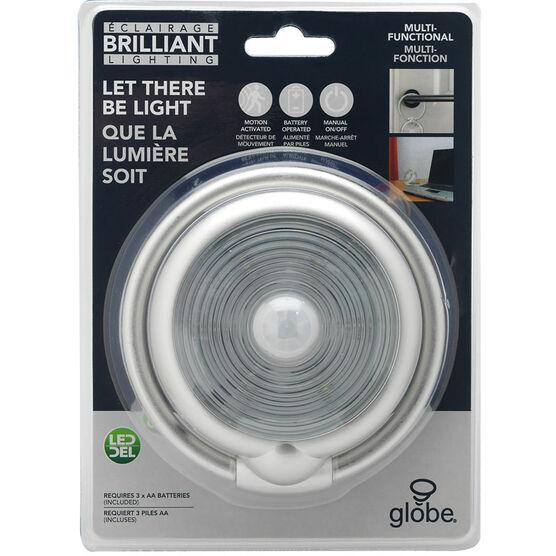 Globe LED Multi-Function Ring Night Light
