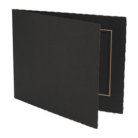 Photo Charcoal 7x5-H Folder - 7x5-H