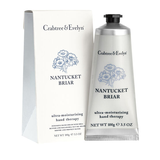 Crabtree & Evelyn Nantucket Briar Ultra-Moisturising Hand Therapy - 100g