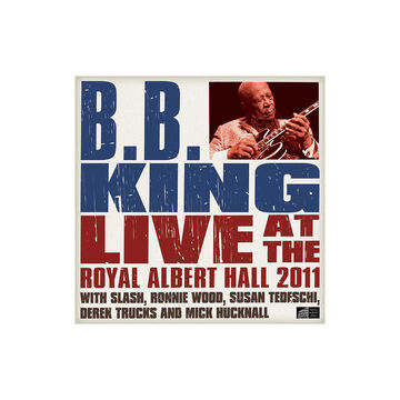 B.B. King - Live at the Royal Albert Hall 2011 - CD
