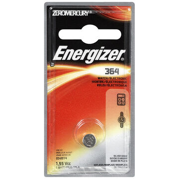 Energizer Watch/Electronic Batteries - 364BPZ