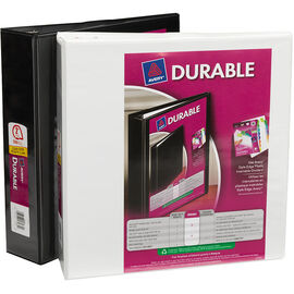 Avery Durable View Binder - Assorted - 5.1cm (2inch)