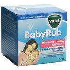 Vicks BabyRub - 57ml