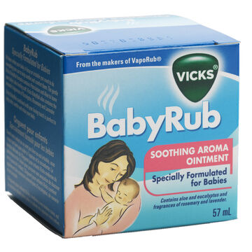 Vicks BabyRub - 57ml