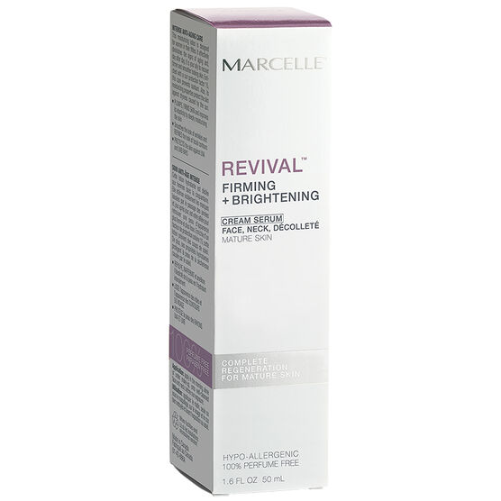 Marcelle Revival Firming + Brightening Cream Serum - 50ml