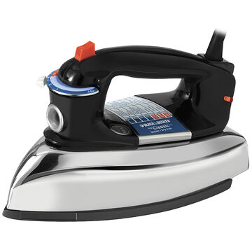 Black & Decker Classic Cast Metal Iron - F67ED