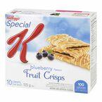 Kellogg's Special K Fruit Crisps - Blueberry - 5 pack / 125g