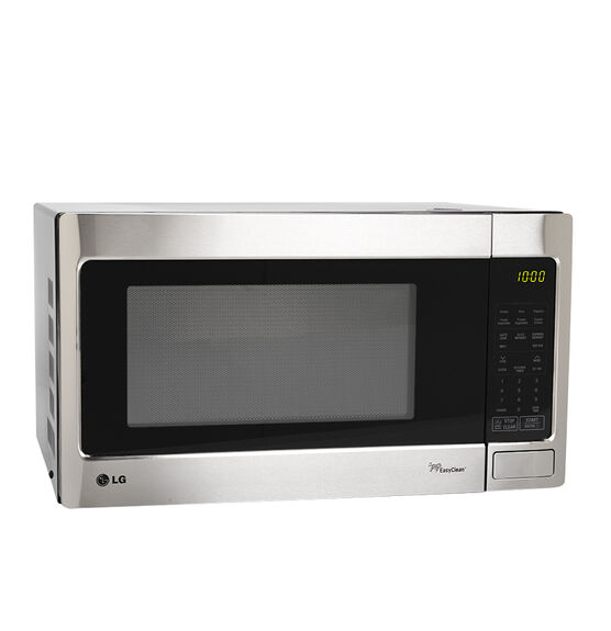 LG 1.5 cu.ft. Microwave Oven - Stainless Steel - LMS1531ST