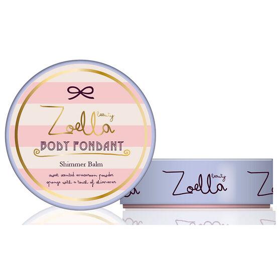 Zoella Body Fondant Shimmer Balm - 30g
