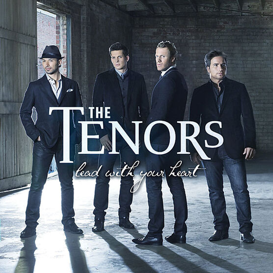 The Tenors - Lead With Your Heart - CD