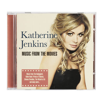 Katherine Jenkins - Music From The Movies - CD