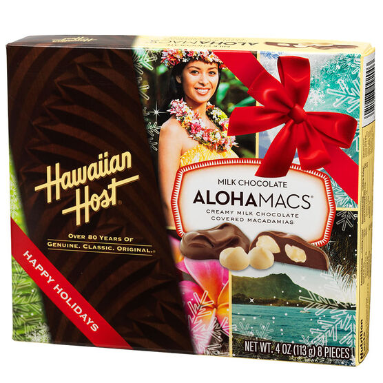 Milk Chocolate Aloha Macs By Hawaiian Host