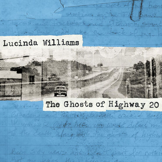 Lucinda Williams - The Ghosts of Highway 20 - 2 CD