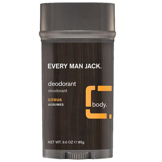 Every Man Jack Deodorant - Citrus - 88g
