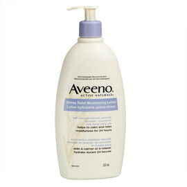 Aveeno Stress Relief Moisturizing Lotion - 532ml