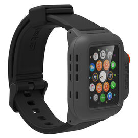 Catalyst Apple Watch Series 1 42mm Case - Black - CATIWATBLK