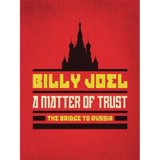 Billy Joel: A Matter of Trust - DVD