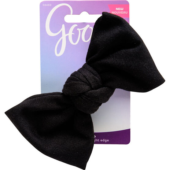 Goody FashioNow Midnight Edge Bow Clip - Large - 8460