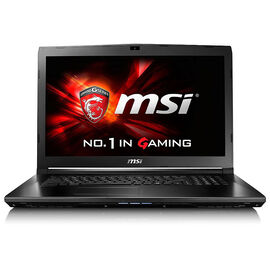 MSI GL72 6QC-025CA 17.3-inch Notebook