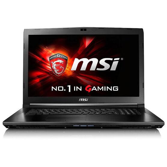 MSI GL72 6QC-025CA 17.3-inch Notebook