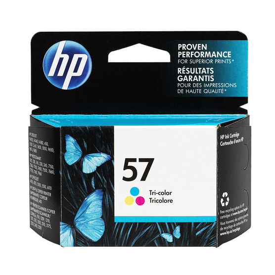 HP 57 Ink Cartridge - Tri- Colour - C6657AC