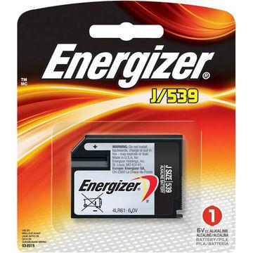 Energizer Alkaline Battery J/539 6V