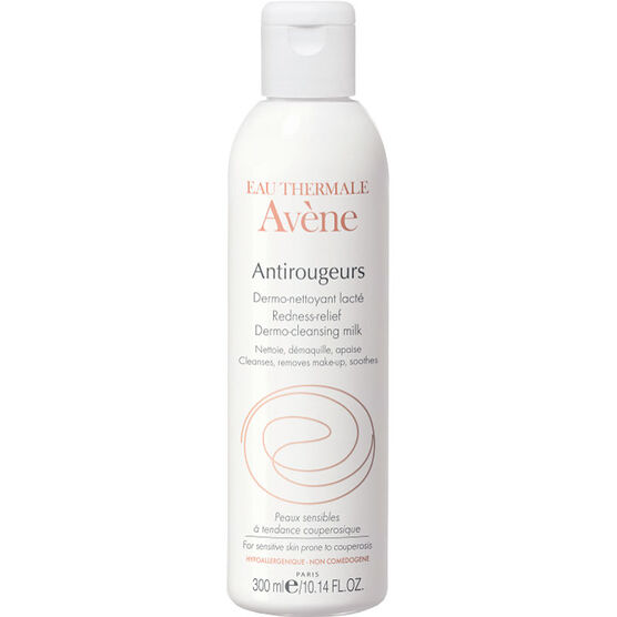 Avene Redness-Relief Dermo-Cleansing Milk - 300ml