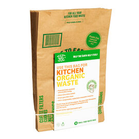 Bag to Earth Food Waste Paper Bags - Small - 10 pack