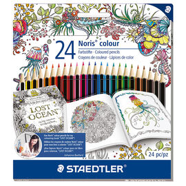 Staedtler Coloured Pencils - 24's