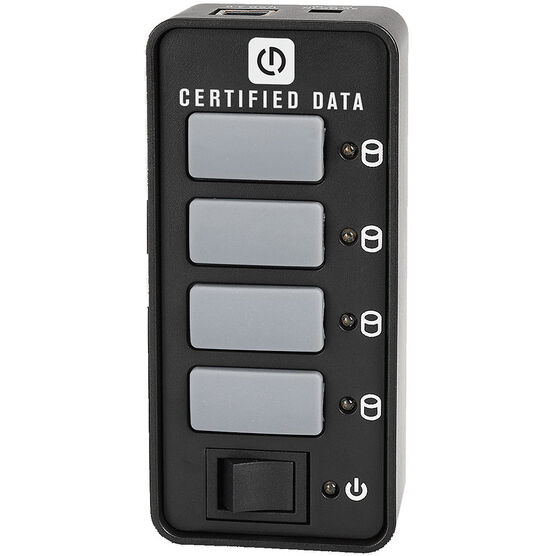 Certified Data USB 3.0 4-Port Hub - HY-HB-8517