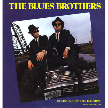The Blues Brothers - The Blues Brothers: Original Soundtrack Recording - CD