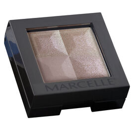Marcelle Eyeshadow Quad - Nearly Nude