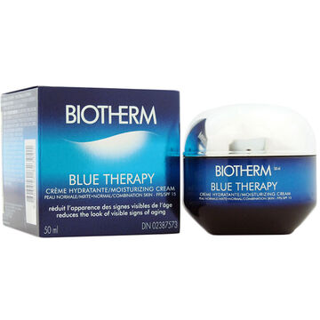 Biotherm Blue Therapy Moisturizing Day Cream - Normal Combination Skin - SPF15 - 50ml
