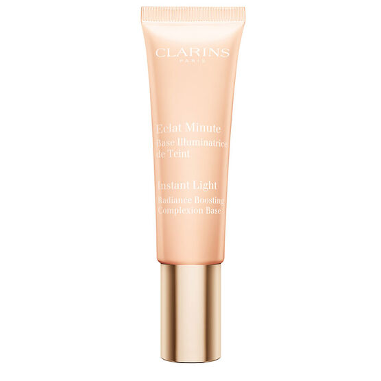 Clarins Instant Light Complexion Illuminating Base - 02- Champagne