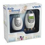 Vtech Safe & Sound Audio Baby Monitor