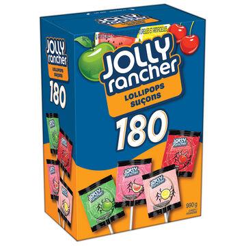 Jolly Rancher Lollipops - 180's
