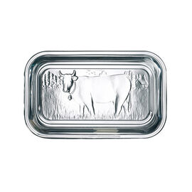 Luminarc Cow Butter Dish - 6.5 x 2.75in