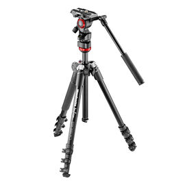 Manfrotto Befree Live Video Tripod Kit - MVKBFRLIVE