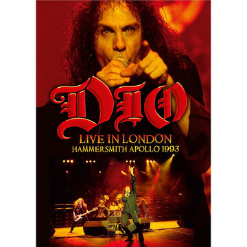 Dio: Live in London - DVD