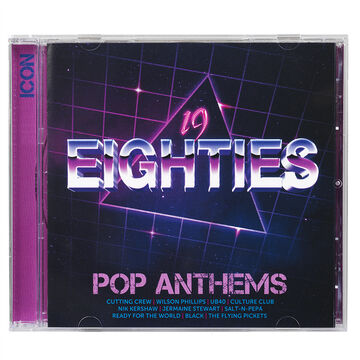 Various Artists - Icon: 80s Pop Anthems - CD